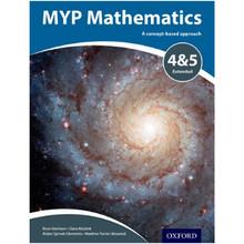 MYP Mathematics 4 & 5 Extended - ISBN 9780198356196