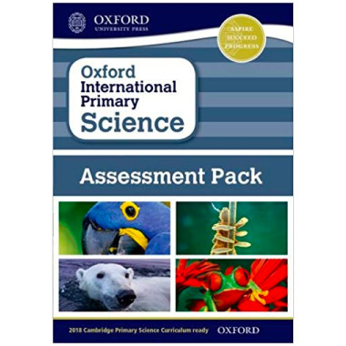 Oxford International Primary Science CD-ROM Assessment Pack - ISBN 9780198365334