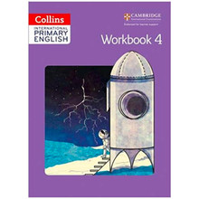 Collins Cambridge Primary English Workbook 4 - ISBN 9780008147709