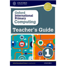 Oxford International Primary Computing Teacher's Guide 1 - ISBN 9780198356882