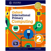 Oxford International Primary Computing Student Book 2 - ISBN 9780198309987