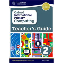Oxford International Primary Computing Teacher's Guide 2 - ISBN 9780198356899
