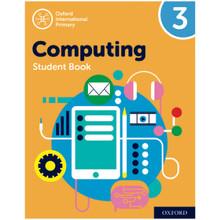 Oxford International Primary Computing Student Book 3 - ISBN 9780198497813