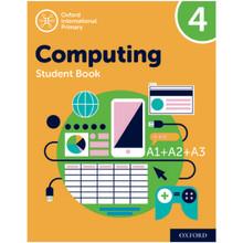 Oxford International Primary Computing Student Book 4 - ISBN 9780198497820