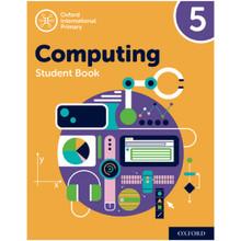 Oxford International Primary Computing Student Book 5 - ISBN 9780198497837