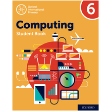 Oxford International Primary Computing Student Book 6 - ISBN 9780198497844