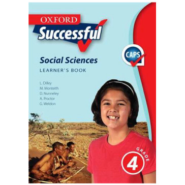Oxford Successful SOCIAL SCIENCE Grade 4 Learners book - ISBN 9780195996340
