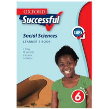 Oxford Successful SOCIAL SCIENCE Grade 6 Learners Book - ISBN 9780199057702