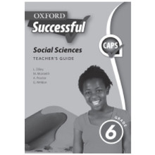 Oxford Successful SOCIAL SCIENCE Grade 6 Teachers Guide - ISBN 9780199050628