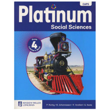 Platinum SOCIAL SCIENCE Grade 4 Learners Book - ISBN 9780636083448