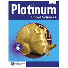 Platinum Social Sciences Grade 6 Learner's Book (CAPS) - ISBN 9780636095410