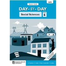 Day by Day SOCIAL SCIENCES Grade 6 Teachers Guide - ISBN 9780636139152