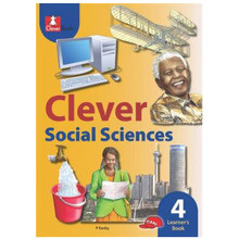 Clever SOCIAL SCIENCES Grade 4 Learners Book - ISBN 9781431802500