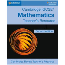 Cambridge IGCSE® Mathematics Core and Extended Cambridge Elevate Teacher's Resource - ISBN 9781108437271