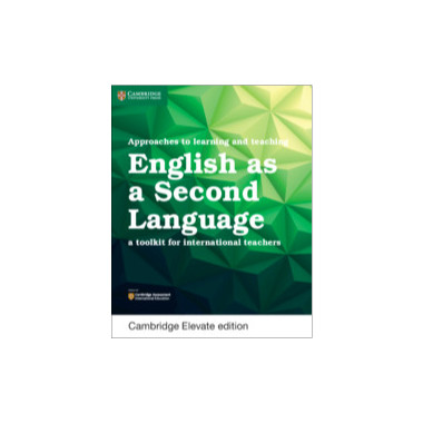 Cambridge Approaches to Learning and Teaching English as a Second Language Cambridge Elevate Edition (2 Year) - ISBN 9781108742399