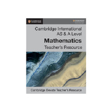 Cambridge International AS & A Level Mathematics Cambridge Elevate Teacher's Resource - ISBN 9781108439831