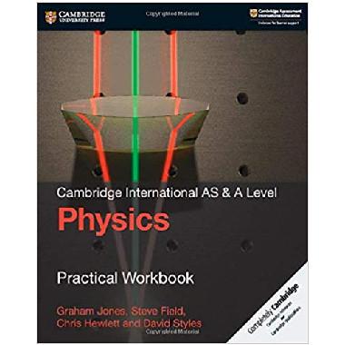 Cambridge International AS & A Level Physics Practical Workbook - ISBN 9781108436830
