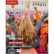 English B for the IB Diploma Teacher's Resource with Cambridge Elevate - Language Acquisition - ISBN 9781108434805
