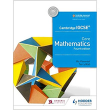 Cambridge IGCSE Core Mathematics 4th Edition - ISBN 9781510421660