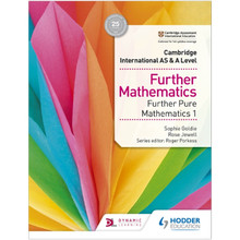 Cambridge International AS & A Level Further Mathematics Further Pure Mathematics 1 - ISBN 9781510421783