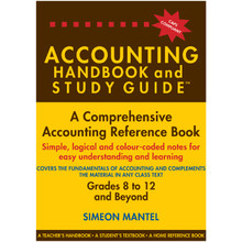 Accounting Handbook and Study Guide - ISBN 9780620325899