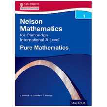 Nelson Mathematics for Cambridge International A Level, Pure Mathematics 1 - ISBN 9781408515587
