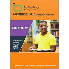 My Top Dog Afrikaans First Additional Language Practice Book Grade 12 - ISBN 9781920398071