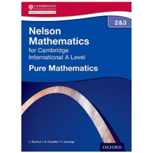 Cambridge International AS & A Level Mathematics Textbooks