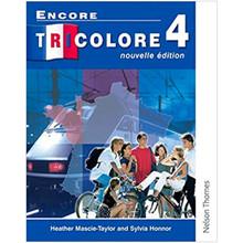 Encore Tricolore Nouvelle 4 Student Book - ISBN 9780174403449