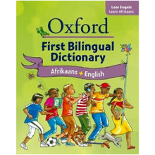 Oxford First Bilingual Dictionary Afrikaans and English with Audio CD, Age 8+ (Paperback & CD) - ISBN 9780190448028