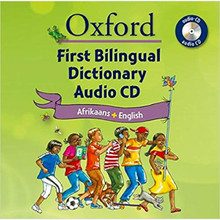 Oxford First Bilingual Dictionary Afrikaans and English Audio CD, Age 8+ (Separate) - ISBN 9780190422264)