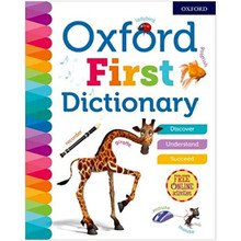 Oxford First Dictionary, Ages 5 to 6 (Paperback) - ISBN 9780192767219