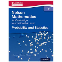 Nelson Mathematics for Cambridge International A Level Probability & Statistics 2 - ISBN 9781408515631