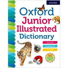 Oxford Junior Illustrated Dictionary, Ages 6 to 8 - ISBN 9780192767233