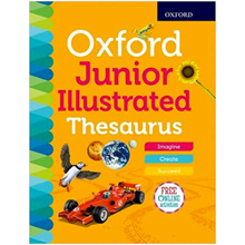 Oxford Junior Illustrated Thesaurus, Ages 6 to 8 - ISBN 9780192767196