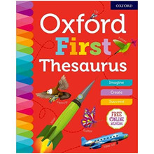 Oxford First Thesaurus, Ages 5 to 6 - ISBN 9780192767158