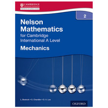 Nelson Mathematics for Cambridge International A Level, Mechanics 2 - ISBN 9781408515617