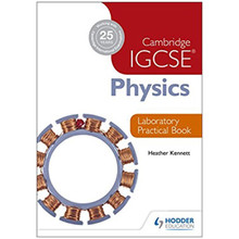 Cambridge IGCSE Physics Laboratory Practical Book - ISBN 9781444192193