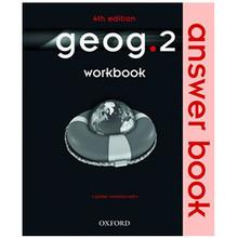 Geog.2 4th Edition Teacher's Answer Book - ISBN 9780198356929