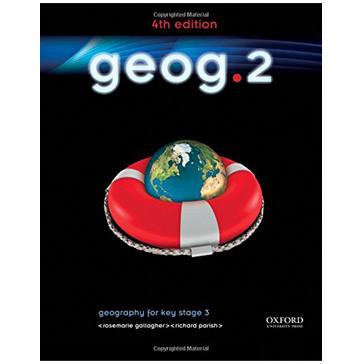 STOCK ITEM - Geog.2 4th Edition Student Book - Oxford University Press - ISBN 9780198393030