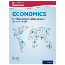 STOCK ITEM - Economics for Cambridge International AS and A Level Student Book - ISBN 9780198399742