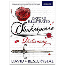 Oxford Illustrated Shakespeare Dictionary - ISBN 9780192737502