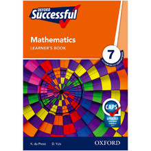 Oxford Successful MATHEMATICS Grade 7 Learners Book - ISBN 9780195996449