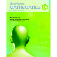 Singapore Maths Secondary - Discovering Mathematics Textbook 1A - ISBN 9789814250726