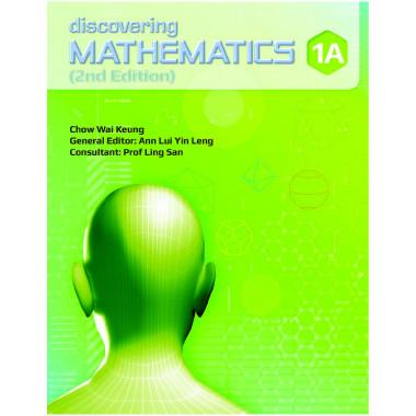 Singapore Maths Secondary - Discovering Mathematics Textbook 1A - ISBN 9789814250726