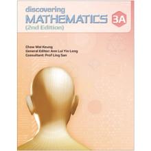 Discovering Mathematics Textbook 3A - Singapore Maths Secondary Level - ISBN 9789814448468