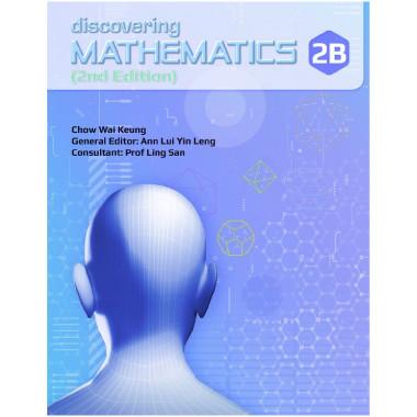 Singapore Maths Secondary - Discovering Mathematics Textbook 2B - ISBN 9789814448017