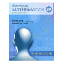 Singapore Maths Secondary - Discovering Mathematics Teacher's Guide 2A (2nd Edition) - ISBN 9789814448376
