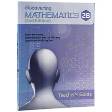 Singapore Maths Secondary - Discovering Mathematics Teacher's Guide 2B (2nd Edition) - ISBN 9789814448437