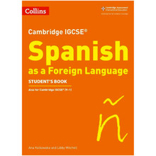 Collins Cambridge IGCSE Spanish Student's Book - ISBN 9780008300371